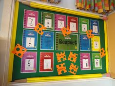 Diary of a wimpy kid. Display Boards For School, School Displays, Wimpy Kid, Respect, Calendar, Holiday Decor, Frame, Kids, Home Decor