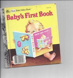 Baby's First Book-First Little Golden Book