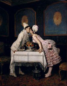 Sfumature d'amore nell'arte: i baci e gli abbracci più belli