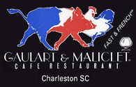 G&M Charleston - GREAT place to grab a bite to eat in Charleston, SC!