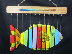 Handmade Rainbow Fis