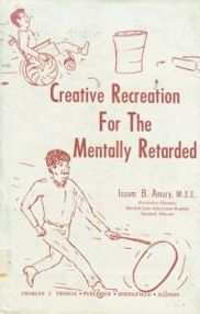 activity adult creative mental retarded