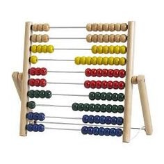MULA abacus IKEA Develops fine motor skills and logical thinking. Ikea Toys, Children's Toys, Ikea Shopping, Nostalgia, Play Spaces, Fine Motor Skills, Holiday Gift Guide, Wooden Beads, Retro