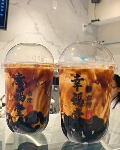 📍Xin Fu Tang💰5-10 🍶4/5 A & Dessert Drinks, Fun Drinks, Yummy Drinks, Desserts, Asian Cafe, Boba Drink, Most Popular Drinks, Bubble Milk Tea, Filipino Food