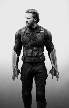 Cap with vibranium