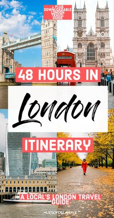If you have only 2 days in London, I've got you. This 2 days in London itinerary from a local will take you through some of the best things to do in London for first time visitors to London - including what to see, eat and do in London in 2 days. This post also has so cool London travel tips. #London #England #Londontravel Weekend In London, Day Trips From London, Things To Do In London, Scotland Travel Guide, Europe Travel Tips, Travel Destinations, Travel Uk, Family Travel, London City Guide