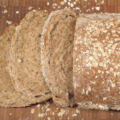 Bread Honey Quinoa Bread - Recipe for . Quinoa Bread, Piece Of Bread, Dessert Recipes, Desserts, Fodmap, Bread Baking, No Bake Cake, Scones, Crackers