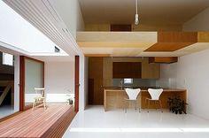 Idokoro Residence by mA-style Architects
