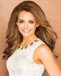 I'm supporting Miss Tennessee, Hannah Robinson in the Miss America competition! Who are you supporting?