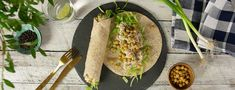 Thunfisch Wrap - New Ideas Tuna Wrap, Rich In Protein, Health Snacks, Good Fats, Quick Easy Meals, Fish Recipes, Clean Eating, Lunch, Dinner