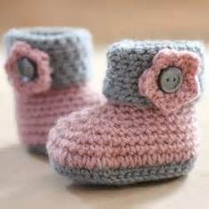 Free Crochet Patterns For Beginners Baby Booties