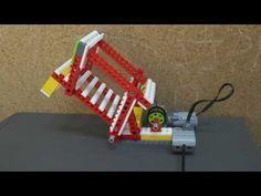 Lego WeDo. Puente Levadizo | almeriBOT