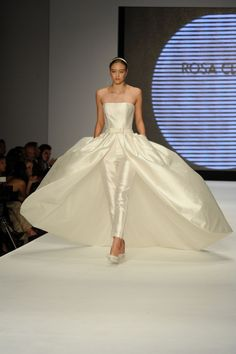 Rosa Clará 2014 Collection  Miami Fashion show