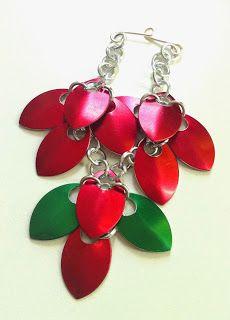 dreampaths Jewelry Designs: > STRIKING EVENING JEWELRY