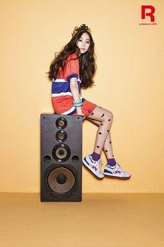 "[OFFICIAL] Wonder Girls' SoHee – Reebok Classic '13 TVCF, GL 6000 ""Go Live"" ⓒReebok Classic http://shop.reebok.co.kr"