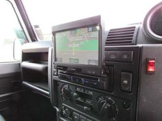 Defender 90 Interior foldable bench seating | Land Rover Defender 90 2.2 TCDI OVER LAND TREK EDITION Brand New In ...