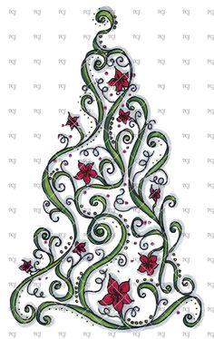 Doodle-Christmas-Tree-(C)
