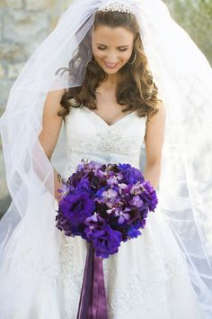 Flowerwild in Burbank, Ca. did an amazing job!  Our purple flowers were gorgeous that day...