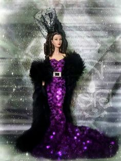 Barbie Vivien Leigh as Scarlett O'Hara