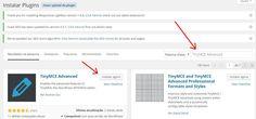 Como personalizar o painel de edição de artigos do Wordpress, instalando o plugin TinyMCE Advanced. http://empreendedordaeradigital.com/plugin-para-wordpress-como-personalizar-o-painel-de-edicao-de-artigos-do-wordpress/
