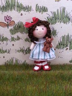 Broche muñeca