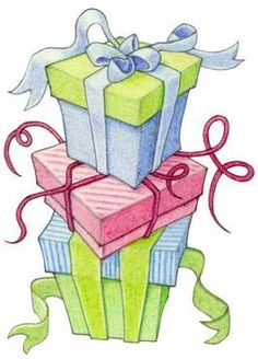 Gift Boxes #clipart