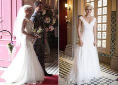 Em Saramandaia, Leandra Leal se casa com vestido de estilista mineira | Chic - Gloria Kalil: Moda, Beleza, Cultura e Comportamento