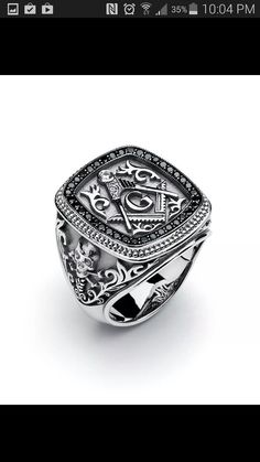Freemason Ring = Amazing