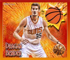 NBA Player Edit - Dragan Bender