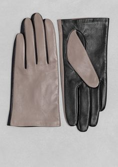 & Other Stories | Leather Gloves