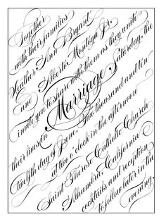 #Calligraphy - Repinned by UXSherlock.