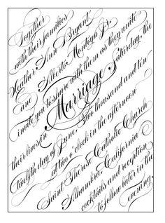 #Calligraphy - Repinned by UXSherlock.