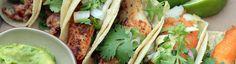 We eten vrij weinig schol in Nederland. En dat is jammer volgens Bart van Olphen, want u maakt er heerlijke vis taco's van.