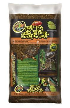 Zoo Med Eco Earth Loose Coconut Fiber Substrate, 24 qts. $20.25 (99% OFF)  #ZooMed