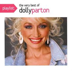 """This particular Dolly Parton collection, with Eco-Friendly Packaging, focuses on the singer's chart entries from the '70s and early '80s. The 14-track Playlist includes """"Jolene,"""" """"Here You Come Again,"""