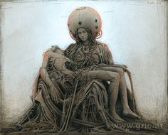 PETER GRIC | Android-Pietà II