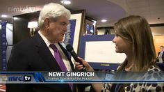 Newt Gingrich: Obama Administration Will 'Represent' the 'End of Religious Liberty'!! 'CLICK' the picture to watch!