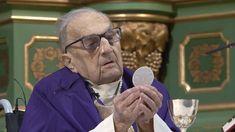 Hálaadó szentmise Olofsson Placid atya 99. születésnapján Try Again, December