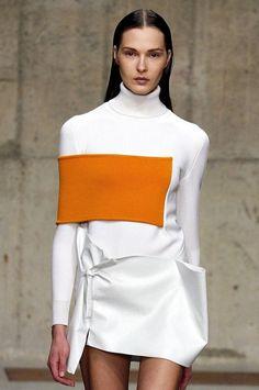 Futuristic Minimal , Fashion Style