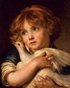 Jean Baptiste Greuze (1725 – 1805, French)