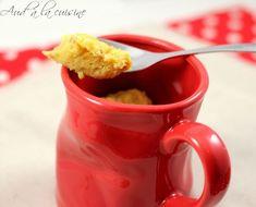 pain perdu au mug 1 œuf - 3 cuillères à soupe de lait - quelques gouttes de vanille - 1 cuillère à soupe de sucre - 1 tranches de brioche