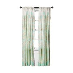 "Boho Boutique™ Utopia Window Panel - Blue/Green (54x84"")"