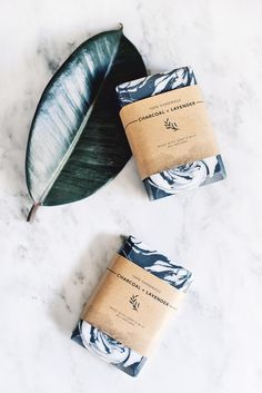 Activated charcoal soap with lavender.  Would be great with a couple drops of Rosemary.
