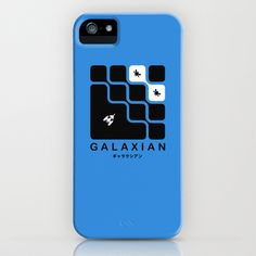 Galaxian iPhone & iPod Case by Slippytee Clothing - $35.00 Retro Videos, Retro Video Games, Ipod, Iphone Cases, Gaming, Clothing, Outfit, Video Games, Ipods