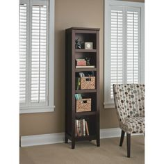 Threshold Carson Narrow Bookcase Target Mobile
