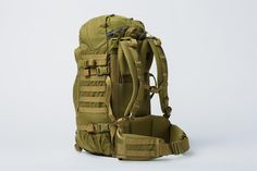 GRUPPA99 T40 3-Day Pack. Morrison Industries LTD.  Tactical pack.  40 liter gear capacity plus sling.