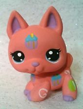 Birthday Party Blast * OOAK Hand Painted Custom Littlest Pet Shop