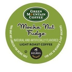 GREEN MOUNTAIN MOCHA NUT FUDGE K CUPS 48 COUNT by Green Mountain Coffee *** Click on the image for additional details. Note: It's an affiliate link to Amazon.