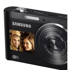 Samsung Dual View Digital Camera - Such a great deal! $105