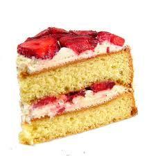 Princess Cake in SW Pennsylvania but really a Swedish Strawberry Crream Cake !
